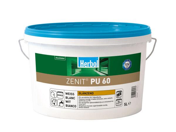 Herbol Zenit PU 60 (glänzend) weiß