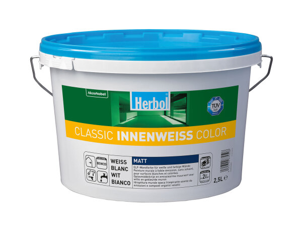 Herbol Classic Innenweiss Color