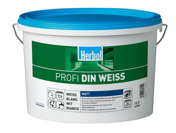 Herbol Profi DIN Weiss