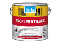 Herbol Profi Ventilack weiß 2,5 Liter