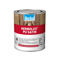 Herbol Herbolux PU Satin weiß