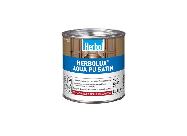 Herbol Herbolux Aqua PU Satin weiß