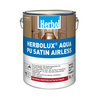 Herbol Herbolux Aqua PU Satin Airless weiß