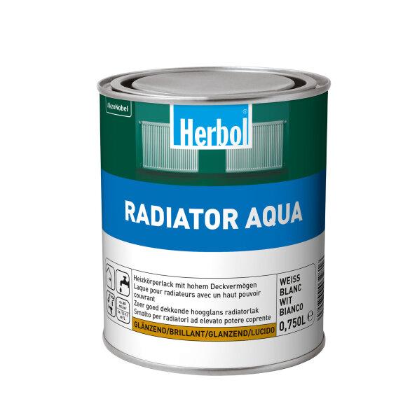 Herbol Radiator Aqua weiß