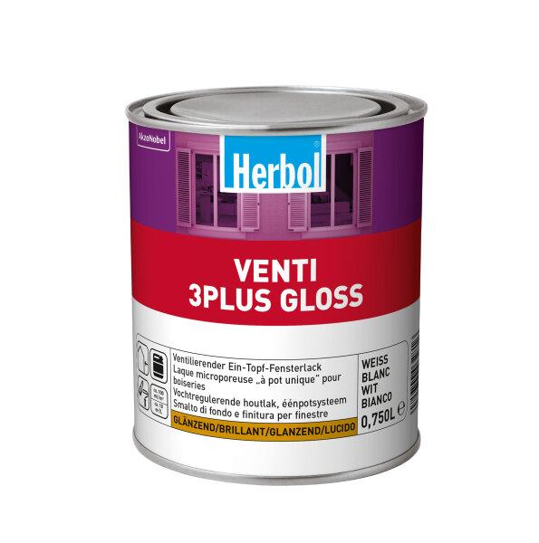 Herbol Venti 3Plus Gloss weiß