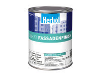 Herbol Silikat Fassaden-Finish weiß