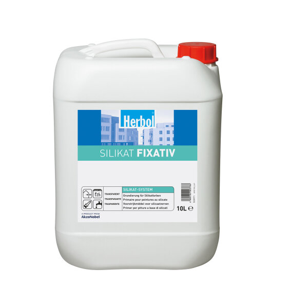 Herbol Silikat Fixativ 10 Liter