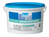 Herbol Silikat Grundierfarbe weiß 12,5 Liter