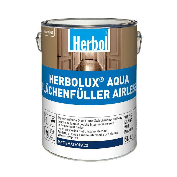 Herbol Herbolux Aqua Flächenfüller Airless weiß