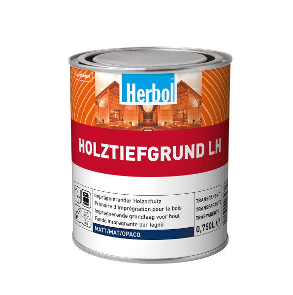 Herbol Holztiefgrund LH 750 ml