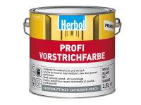 Herbol Profi Vorstrichfarbe weiß 2,5 Liter